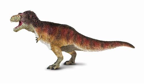 Feathered Tyrannosaurus Rex Realistic Hand Painted Toy Figurine