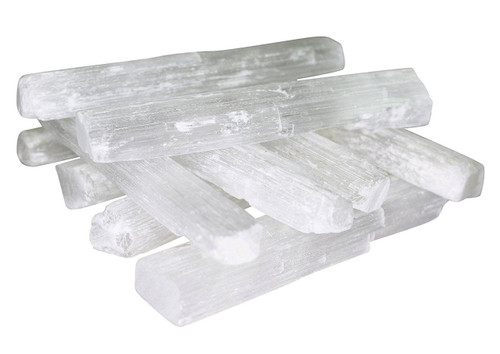 Selenite Sticklets (Bulk Sale 10 Pieces) Free Shipping