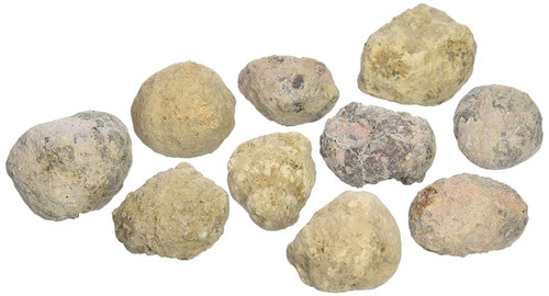 Break Your Own Geodes 10 Pack Free Shipping