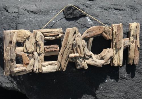 """Driftwood Beach Home Decor 15"""" BuytheSea"""