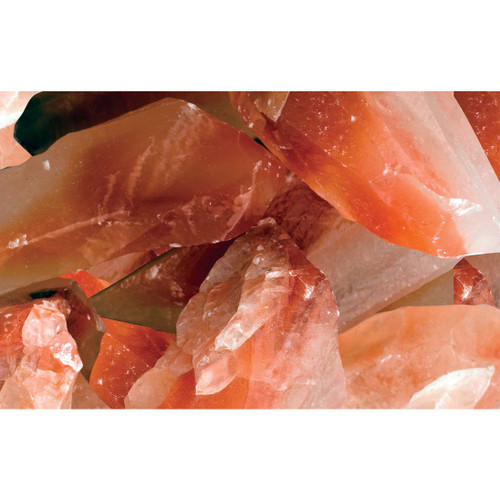 Red Calcite Crystals 1/2 Pound