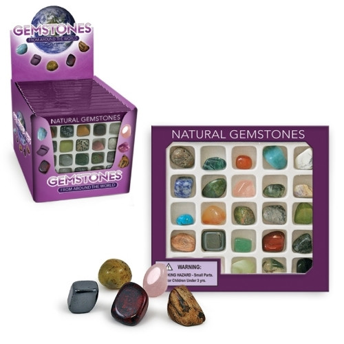 Gemstone Collection Box (Case Pack 6) Free Shipping