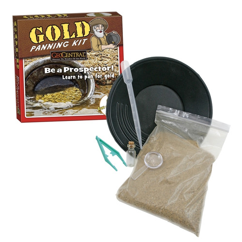 Gold Panning Kit  Free Shipping Great for learning panning