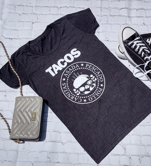 The perfect shirt for taco Tuesdays!