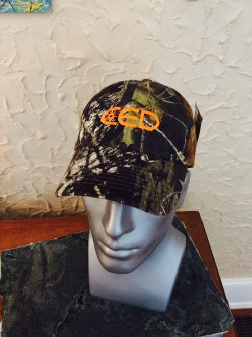 KC Caps 6 Panel CED Camo Hat