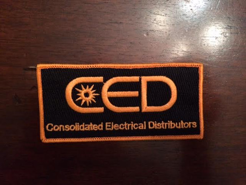 "CED 4.5"" Patch"