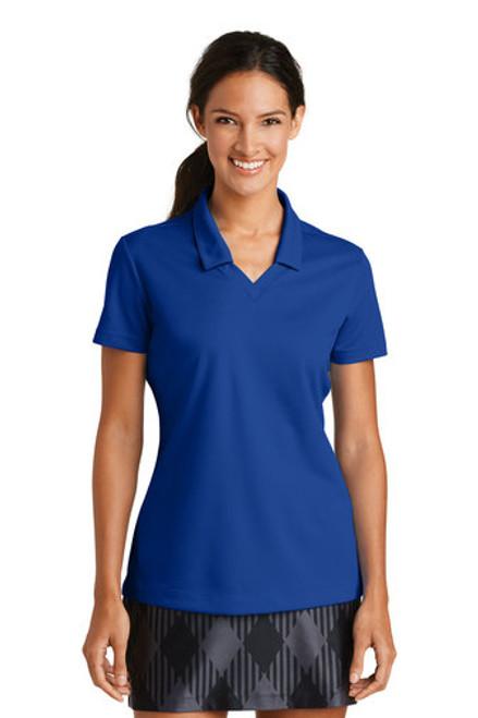Ladies CED Nike Micropique Polo Shirt