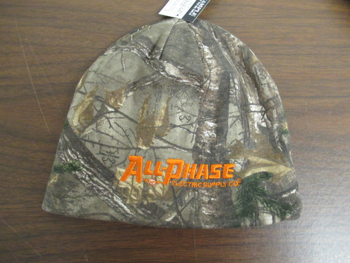 All-Phase Reversible Realtree Camo Beanie