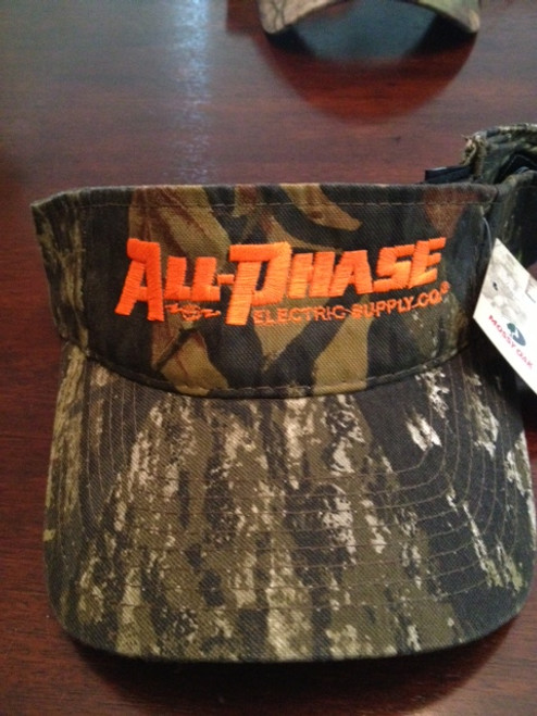 All-Phase Camo Visor