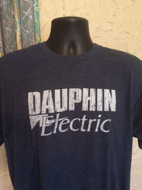 Dauphin Electric Vintage T-Shirt