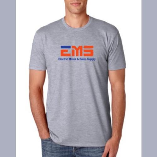 EMS 2 Color Logo Imprint