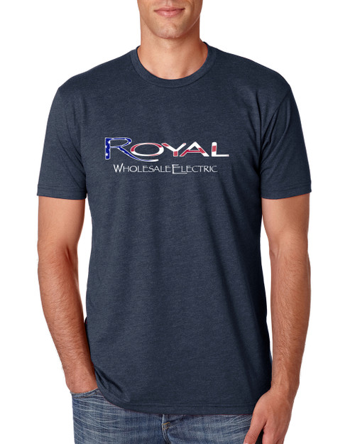 Royal Wholesale Flag Logo Imprint