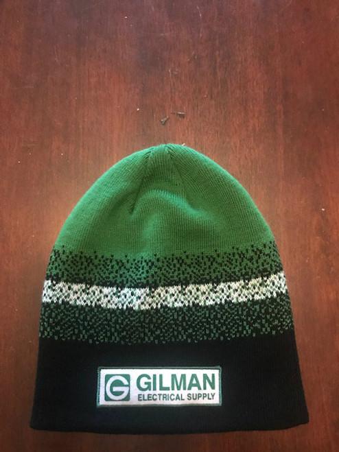 Custom BMP Gilman Felt Patch Beanie