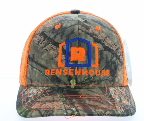 Rensenhouse Camo Mesh Hat