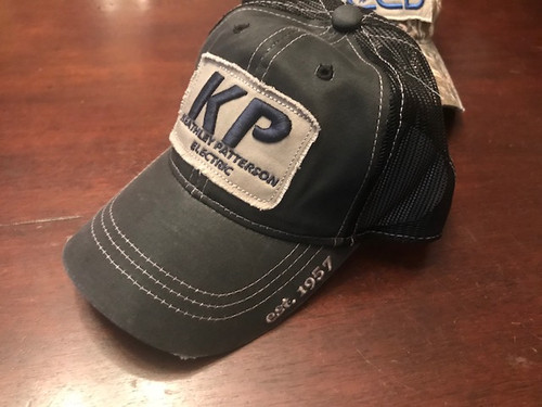 Custom KP Tattered Patch Hat