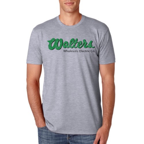 Walters Electric Distressed Front Imprint
