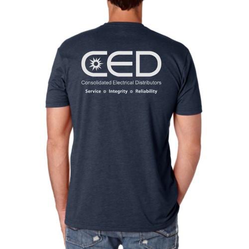 CED Full Logo SIR Back Print