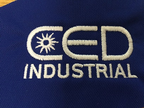 CED Industrial Apparel Embroidery Option 2