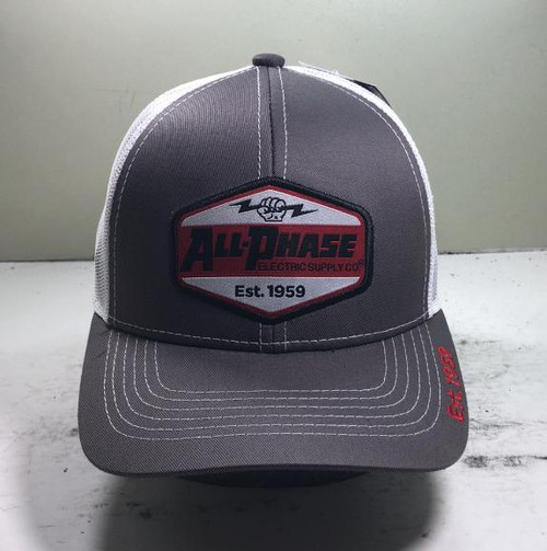 All-Phase Pro Round Crown Patch Hat