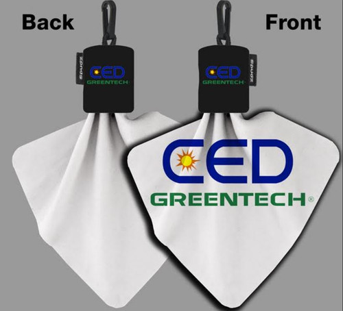 CED Greentech  Spudz Glass Cleaner