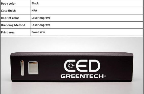 CED Greentech  Power Bank