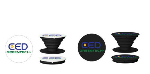 CED Greentech Pop Socket