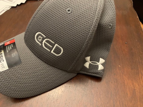 CED Under Armour Left Panel Embroidery