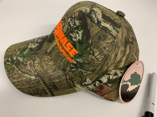 All-Phase Mossy Oak Breakup 6 Panel Hat