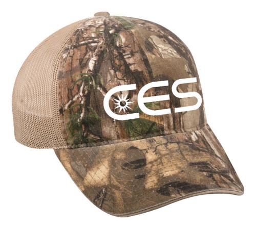 CES  Hat Layout Designs (multiple)