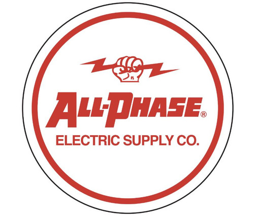 "All-Phase 2.5"" Round Sticker"