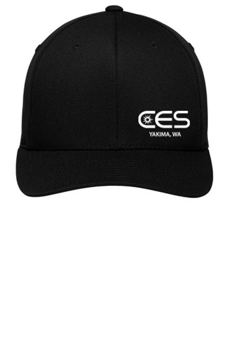 CES Left Panel Hat Embroidery