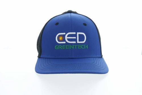 CED Greentech CT120M Flexfit Hat Example