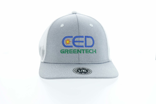CED Greentech CT120M Flexfit Hat Example
