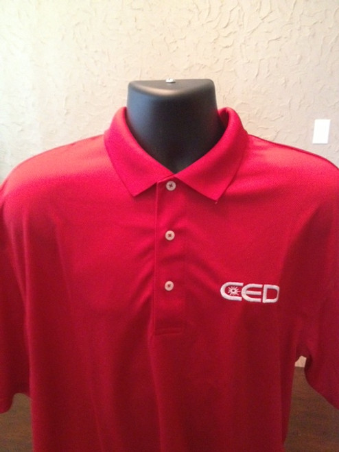 True Red Polo Shirt
