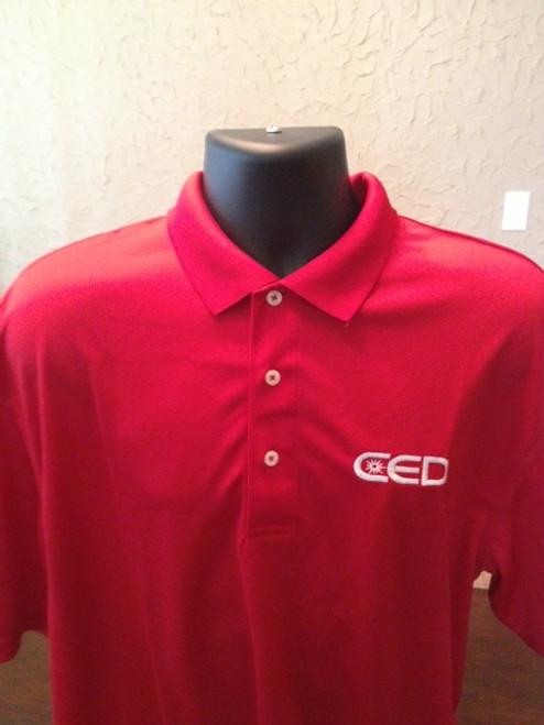 True Red Polo Shirt