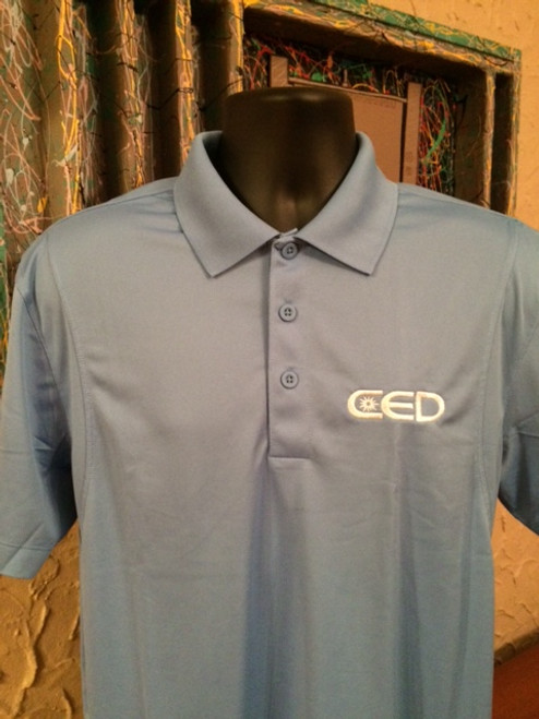 Blue Lake Polo Shirt