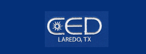 CED City State Embroidery Opton