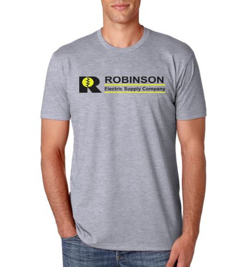 Robinson Electric 2 Color SS Print