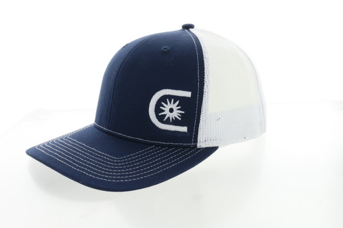 Navy?White Hat