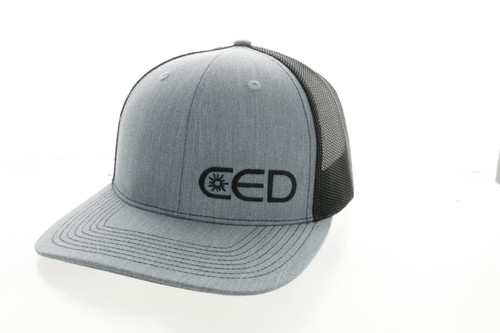 Left Panel CED OC771 Modern Trucker Hat  (Multiple Pics)