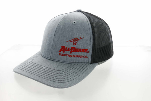 All-Phase Left Panel Version 2  Modern Trucker Mesh Hat