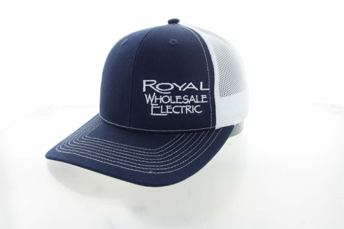 Royal Wholesale Left Panel OC771 Modern Trucker Hat