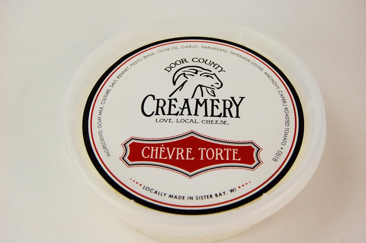 Door County Creamery Chèvre Torte