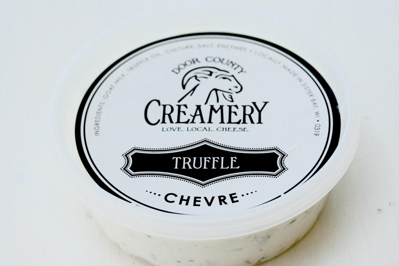 Door County Creamery  Truffle Chèvre