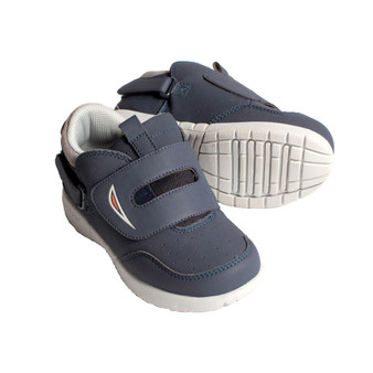 Hatchbacks Eclipse Kids Shoe : Navy/Orange