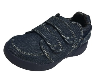 Hatchbacks Aspire Kids Shoe : Denim Canvas