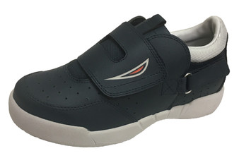 Hatchbacks Eclipse LS Youth/Young Adult Shoe:  Navy Leather
