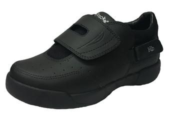 Hatchbacks Eclipse Shoe: Black Leather Sizes 5c-3K