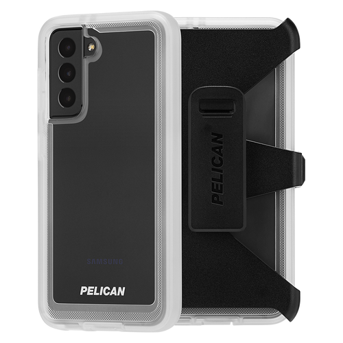 Pelican Voyager Case for Samsung Galaxy S21/S21+ and S21 ultra Clear