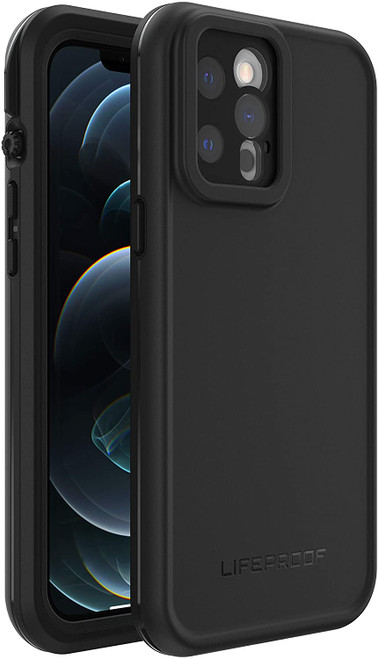 LifeProof FRĒ CASE for Apple iPhone  iPhone 12 Pro Max black